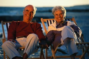 Age Concerned Seniors while on holiday